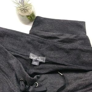 NWT Eddie Bauer Cropped Joggers